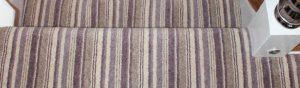 Brockway Carpets - Jubilee Stripe Lilac