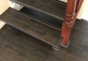 Laminate Stairs