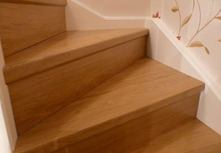 Quickstep Laminate Varnished Oak
