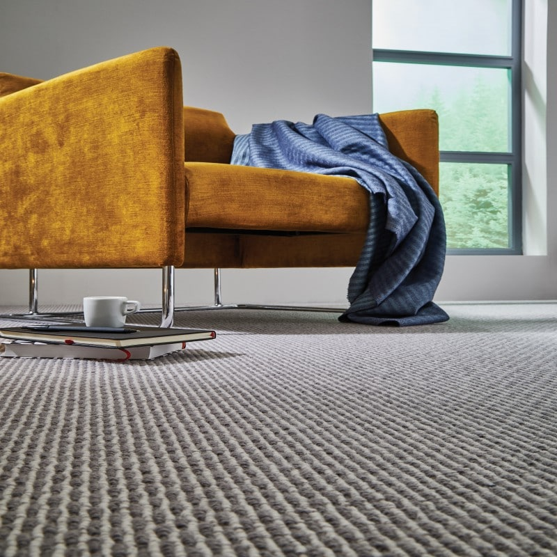 Westex Carpets Natural Loop Boucle Shingle by Floormaster