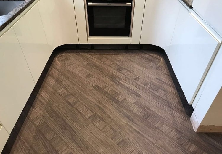 Amtico Signature range in Cross Band