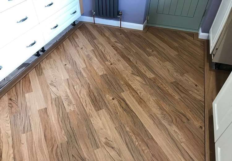 Karndean Divinci range in Tiger Wood