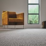 Carpet by Westex Natural Loop range in Boucle Shingle