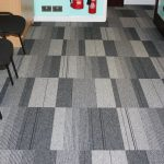 Burmatex carpet tiles in South Yorkshire school