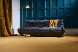 Westex Westend Velvet Pumpkin Carpet by Floormaster Barnsley