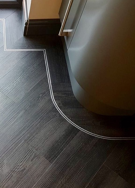 Karndean Flooring Edge Detail