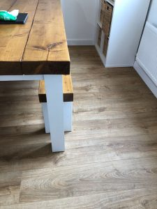 quickstep lvt kitchen