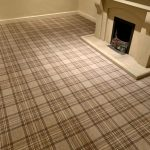 Axminster Carpet Tartan finish in Ben Lawers