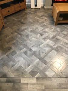 Karndean Select Basket Weave Floor