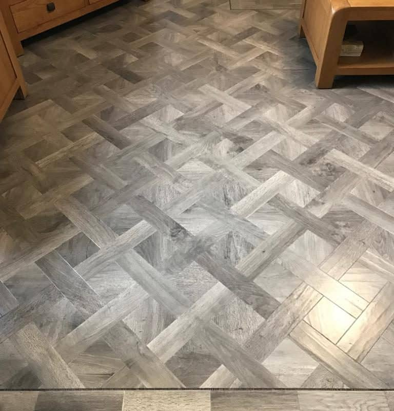 Karndean Select Basket Weave Floor