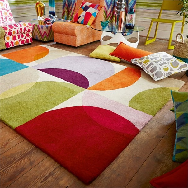 Scion Kaleido Rug