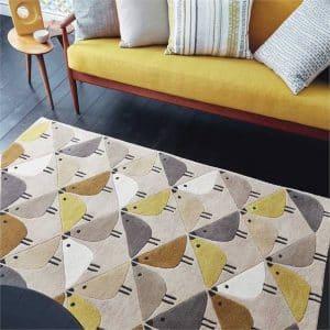 designer rugs in Barnsley by Scion