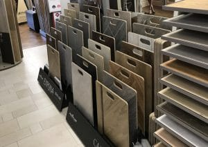 polyflor luxury vinyl tile flooring LVT at Floormaster Barnsley