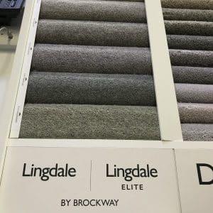 Lingdale by Brockway wool carpets