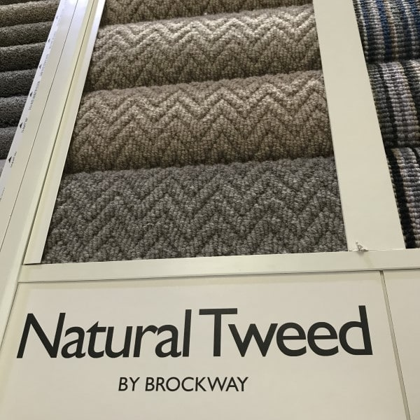 natural tweed by brockway