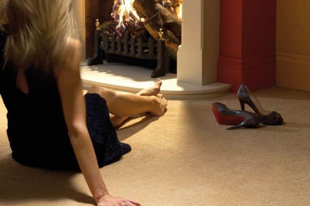Abingdon Carpet for christmas