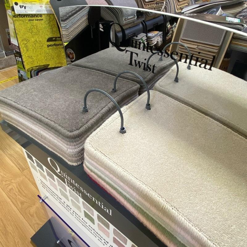 Hugh MacKay Quintessential Twist Carpets at Floormaster Yorkshire, Barnsley