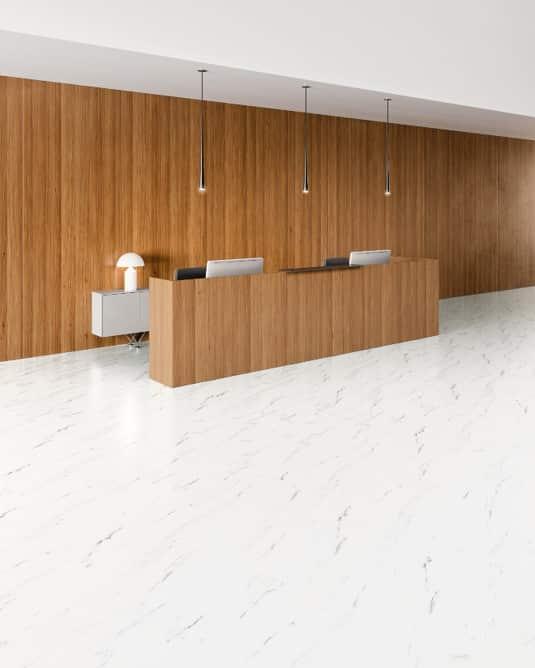 FAUS Stone White Marble